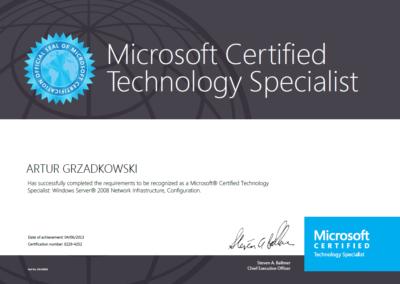 Windows Server® 2008 Network Infrastructure, Configuration